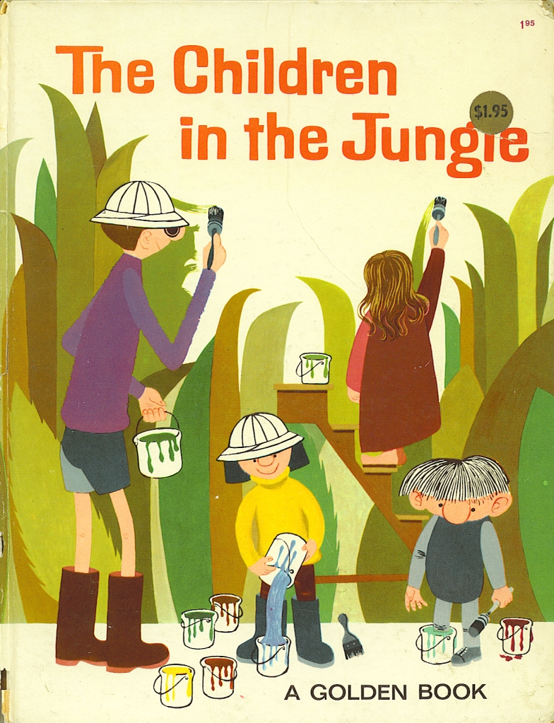The children in the jungle