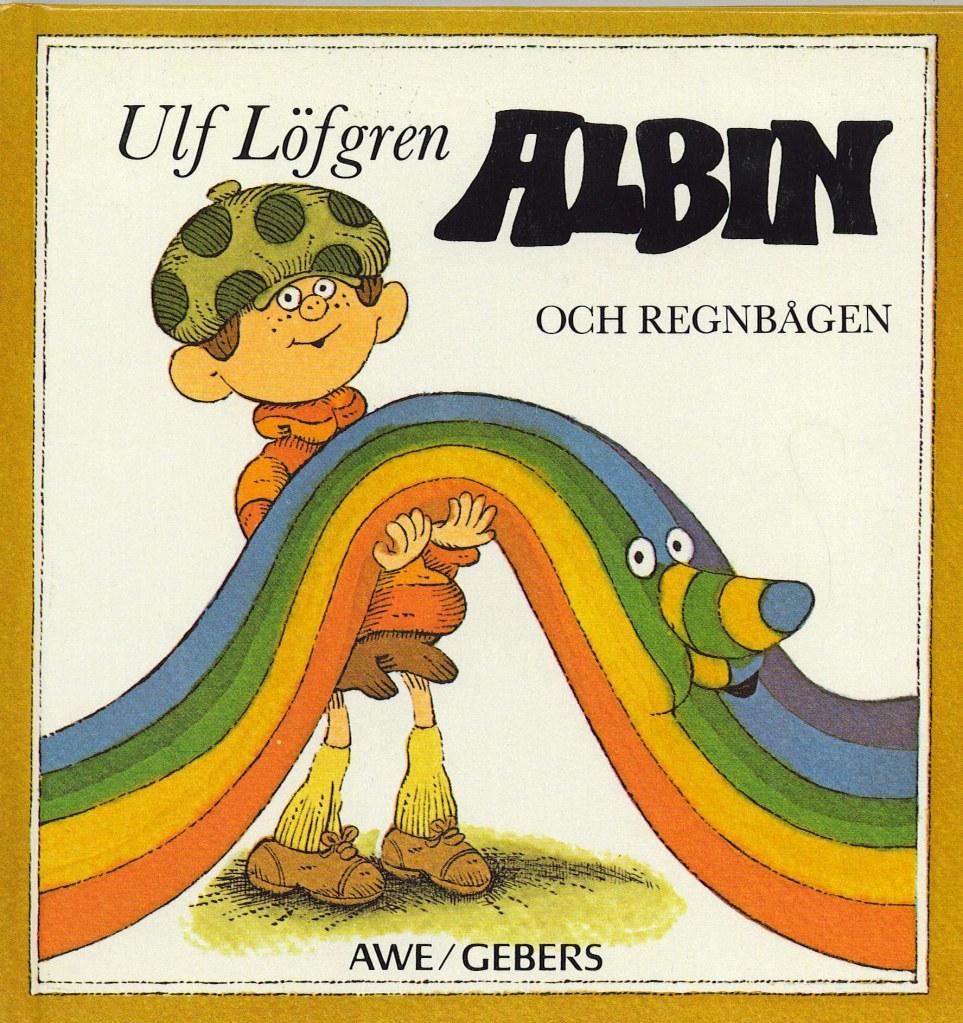 Albin och regnbågen