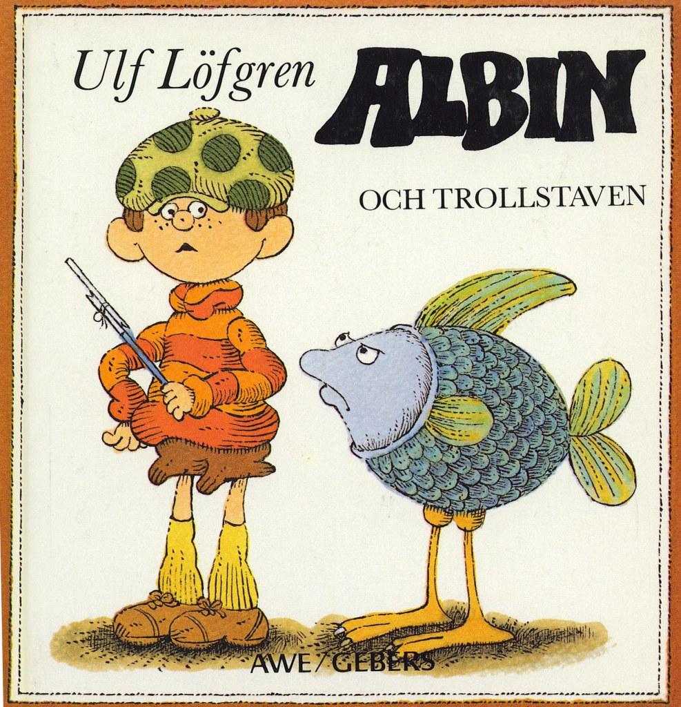 Albin och trollstaven