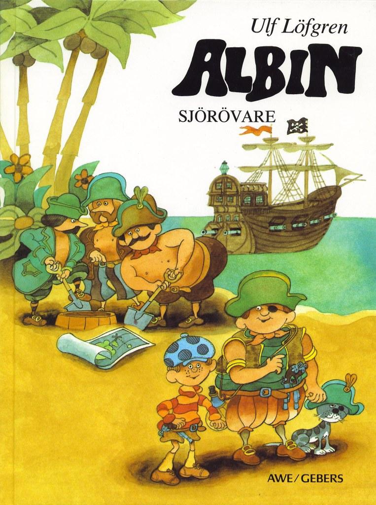 Albin sjörövare