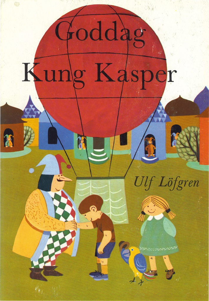 Goddag Kung Kasper