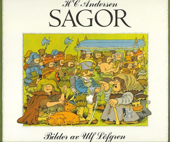 HC Andersen sagor