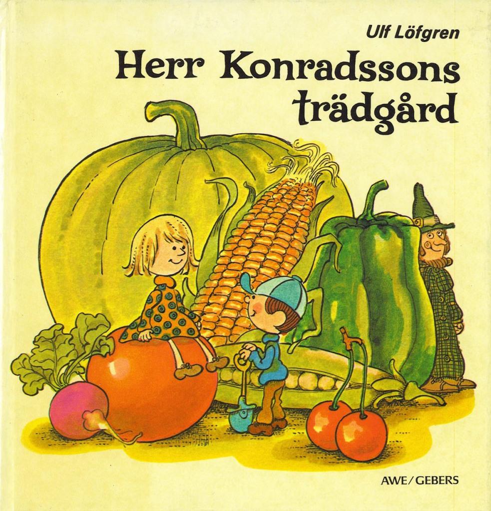 Herr Konradssons trädgård