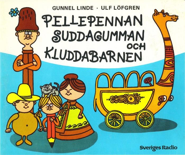 Pellepenna Suddagumman och Kluddabarnen