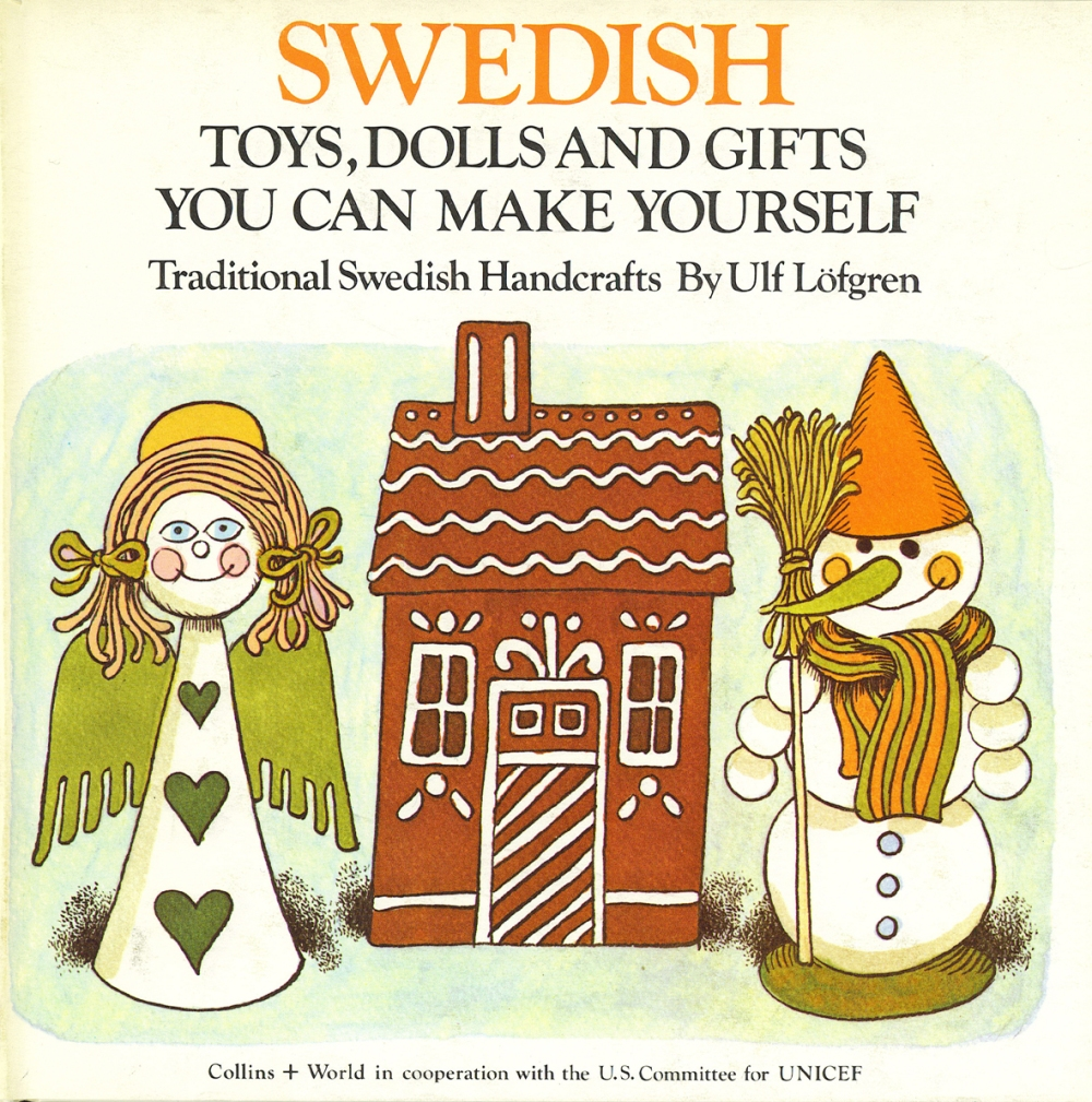 Swedish dolls