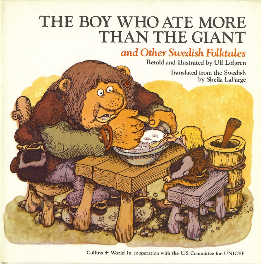 The boy who ate..