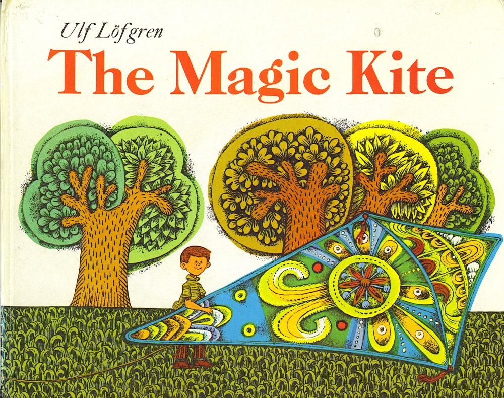 The magic kite
