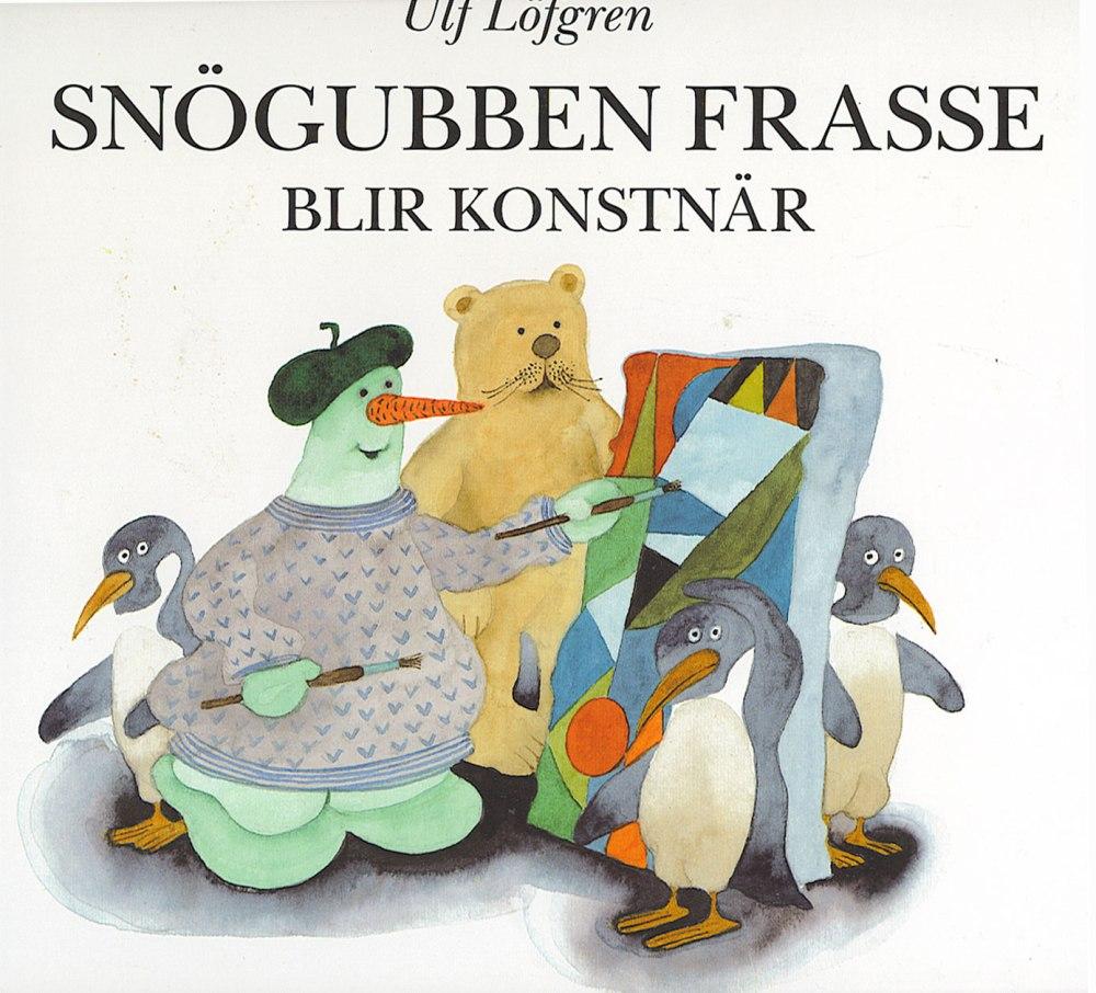 Snögubben-Frasse-blir-konstnär