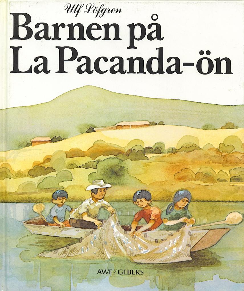 Barnen på La Pacanda-ön