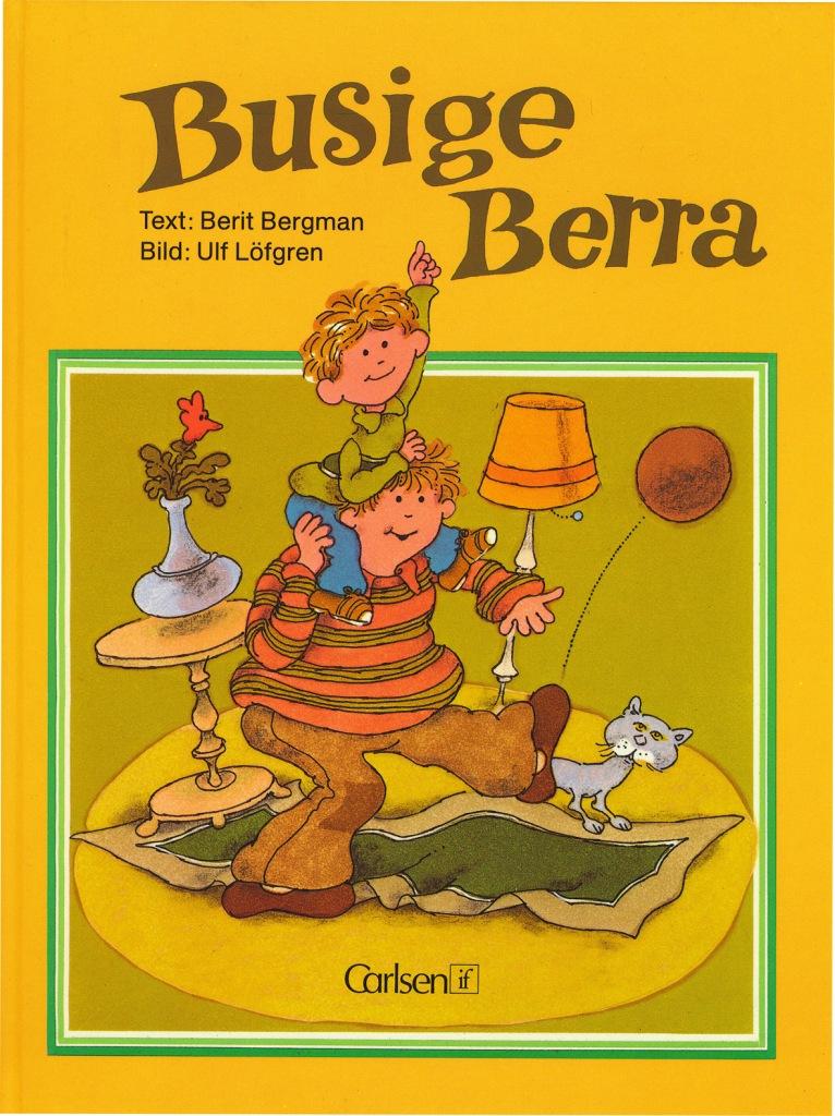 Busige Berra