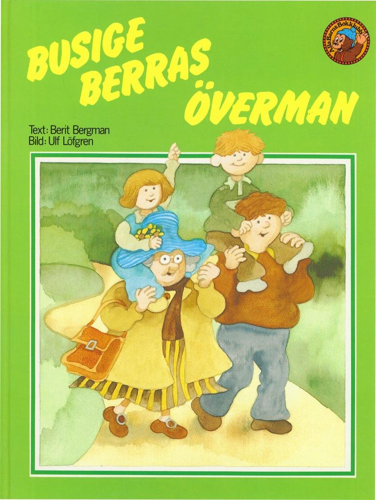 Busige Berras överman