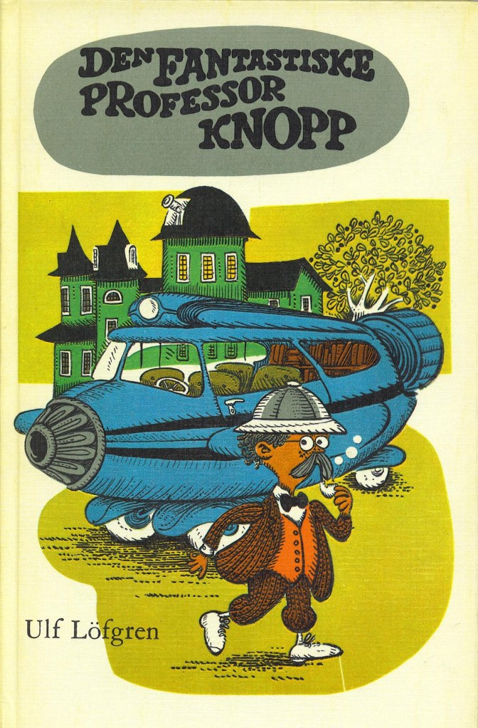 Den fantastiske professor Knopp