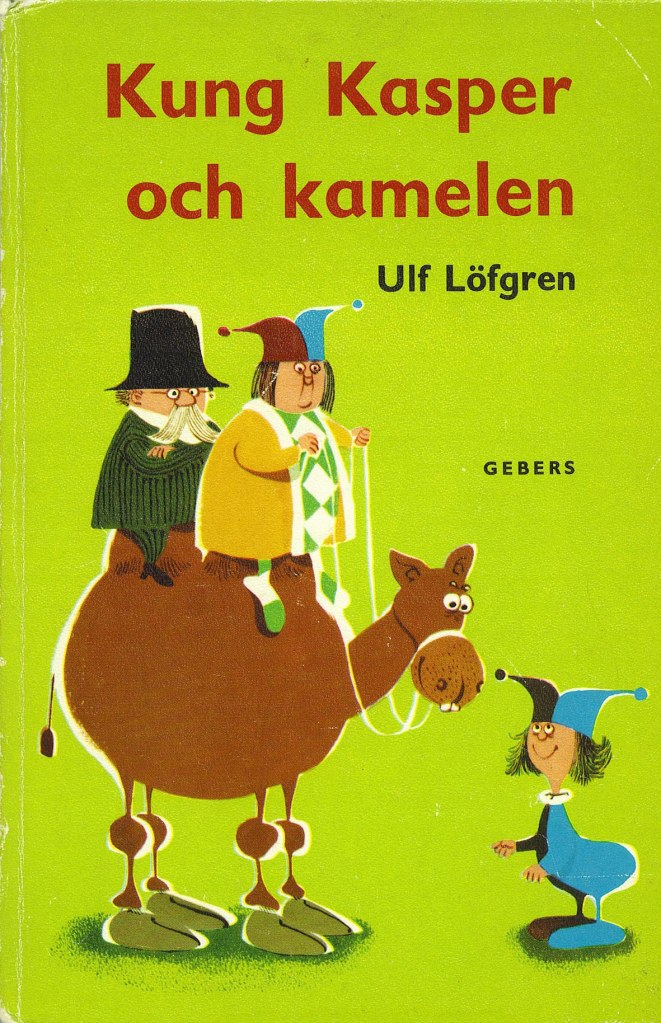 Kung Kasper och kamelen